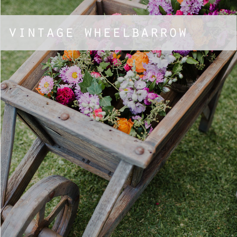 Vintage-Wheelbarrow
